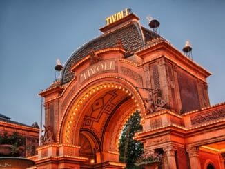 tivoli gardens copenhagen attraction