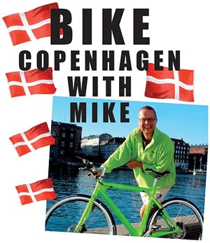 Guided Bike Tour With Mike