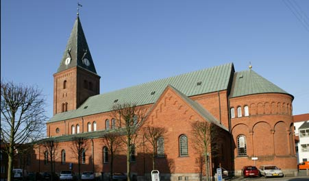 Church of Our Lady Aalborg