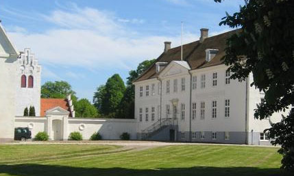 Danish castle vacation