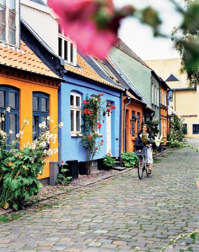 Denmark is the 2nd safest place on earth